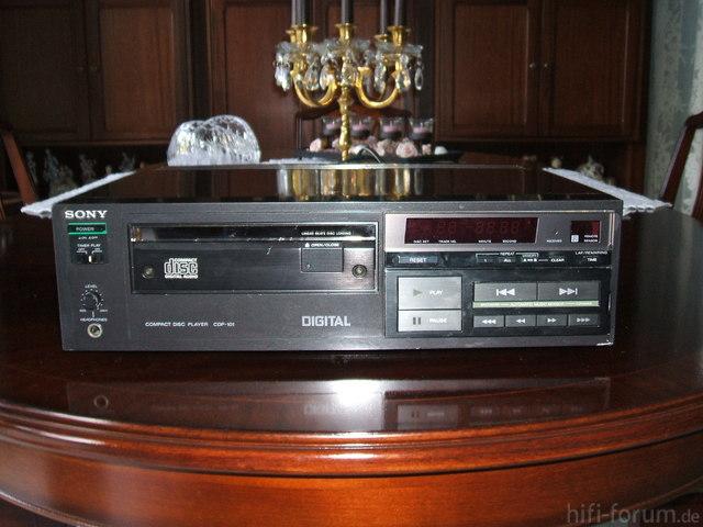Sony CDP-101 002