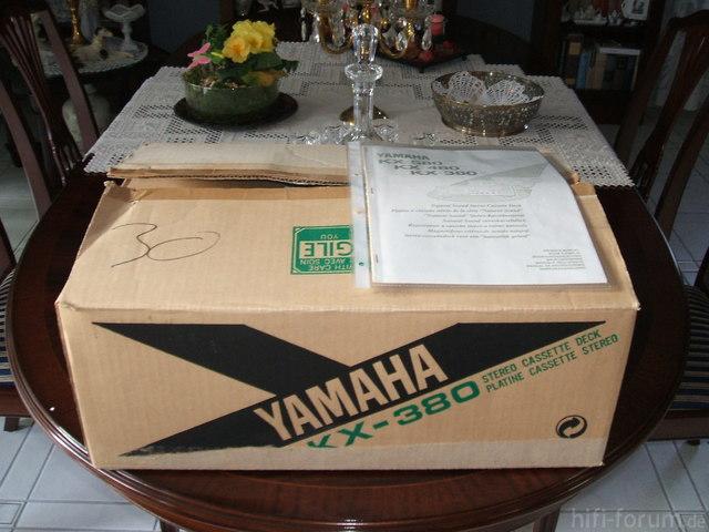 Yamaha KX 380 2