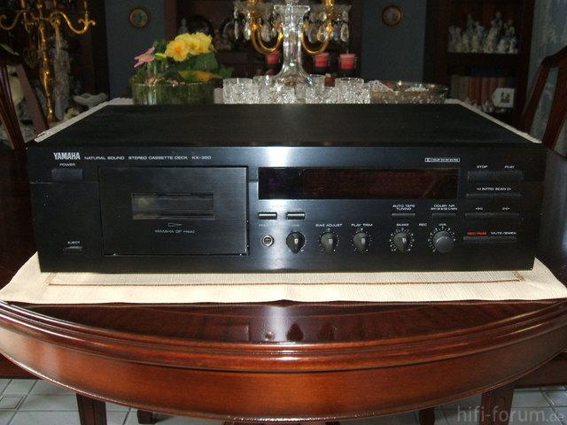 Yamaha KX 380 3