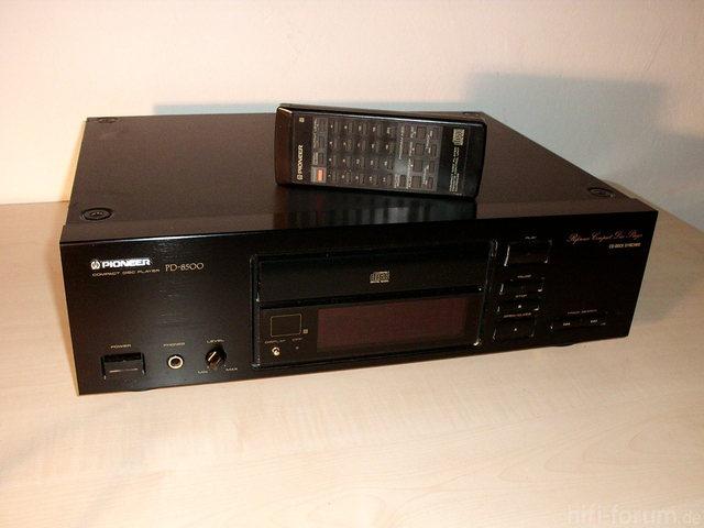 Pioneer PD 8500