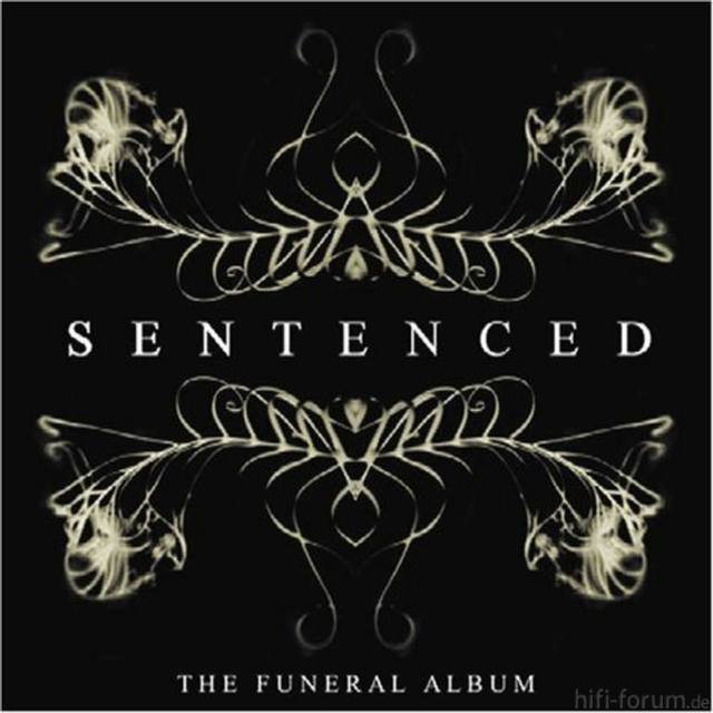 Sentenced The Funeral Album Front