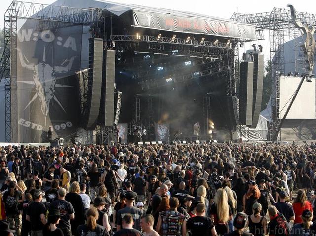 Wacken-Stage