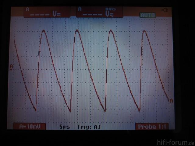 Schwingung Am Testpunkt J229 (AC)