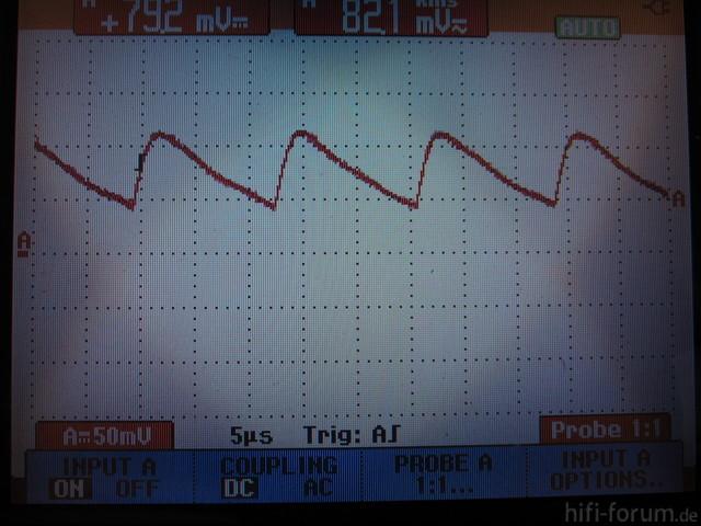 Schwingung Am Testpunkt J229 (DC)