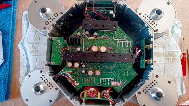 Jungson Impression Mk 2 Spannungsversorgung