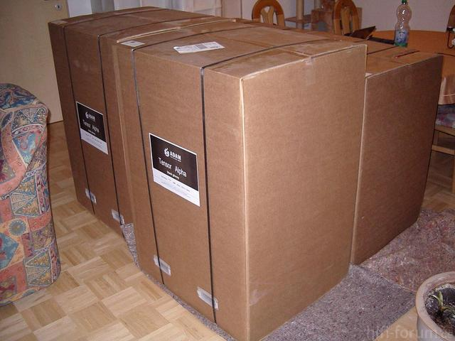 Kartons Alpha   K