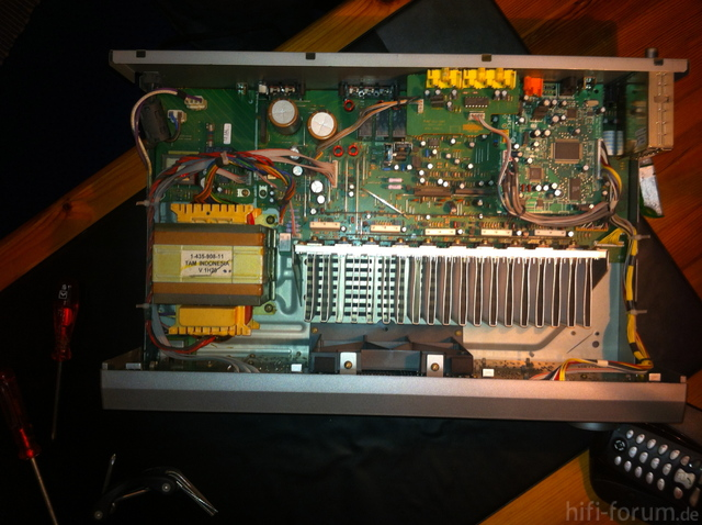 Sony STR 475 DE