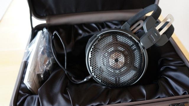 Audio Technica ATH-ADX 5000 die zweite