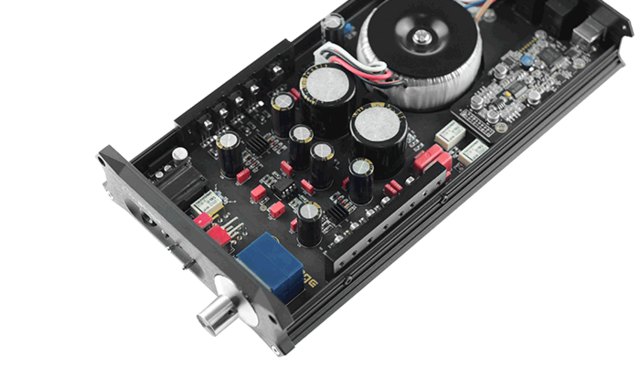 Matrix Audio M-Stage HPA 3U