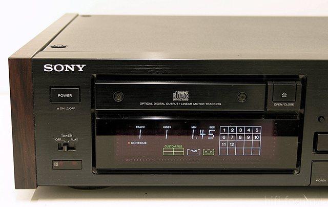 Sony Cdp X55es 2