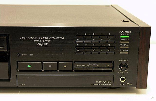 Sony Cdp X55es 3