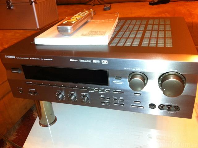 Yamaha Rx V 595a