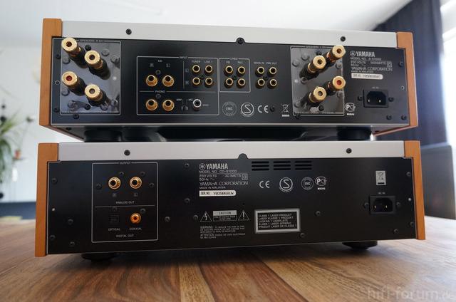 yamaha a s 1000 cd s 1000 verst rker receiver hifi