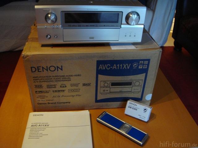 Denon AVC-A11XV