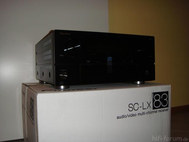 SC-LX83 OVP
