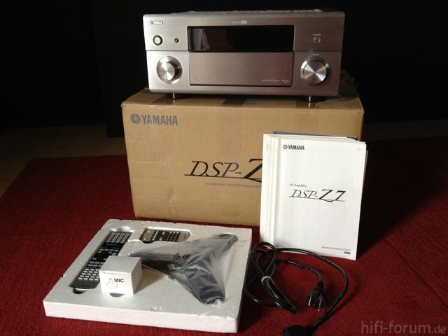 Yamaha DSP-Z7