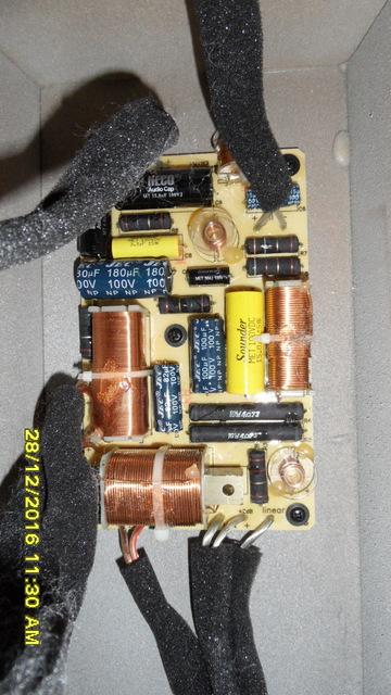 Heco Celan XT901 Frequenzweiche