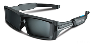 Benq W7000 3D Glasses