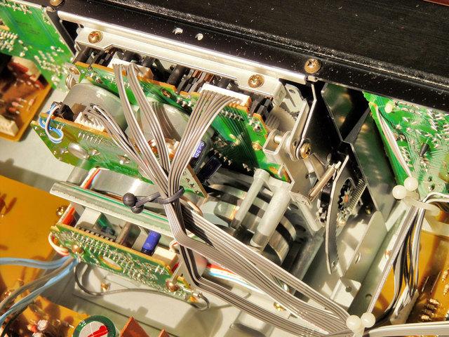 Sony 808 ES intern