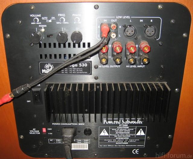 Magnat Omega 530 - III