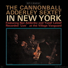 Cannonball Adderley Sextet In NYC