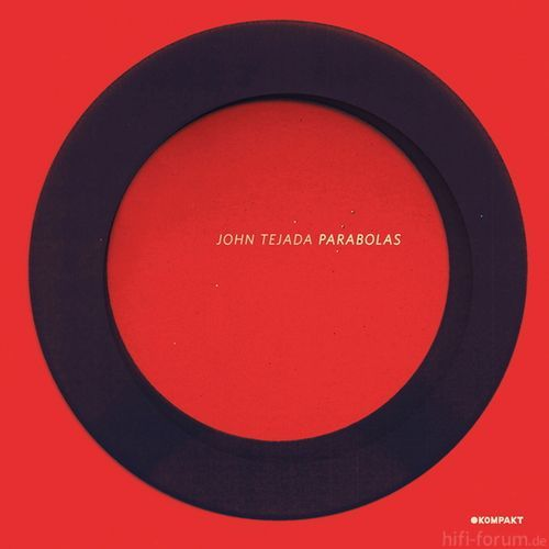 John Tejada - Parabolas