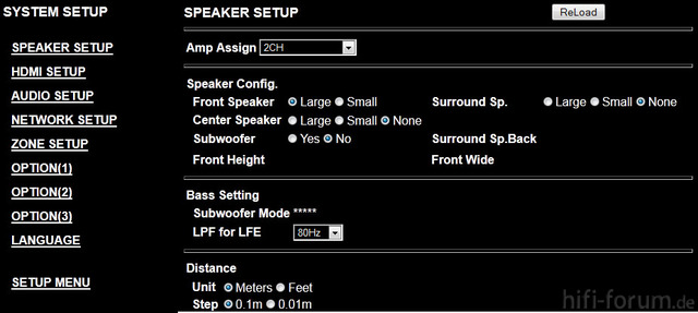 SpeakerSetup