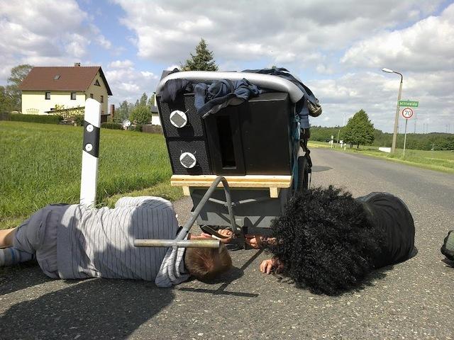 Bollerwagen Fertig 2