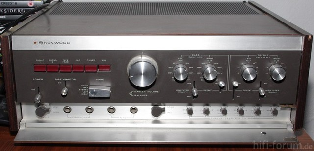 Kenwood Supreme 1