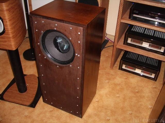 "P.Audio Coax 12"""