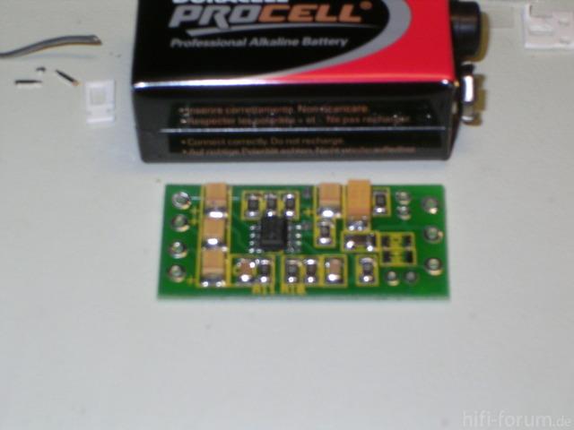 Mikrofonverstärker Mit Batterie