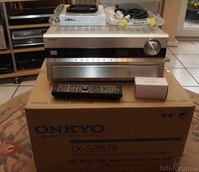 Onkyo TX-SR 876