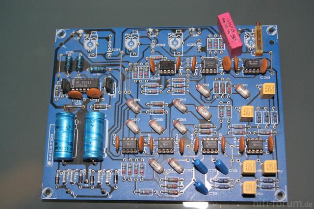 2 aktive Frequenzweichen Elektor, Selbstbau / DIY - HIFI-FORUM