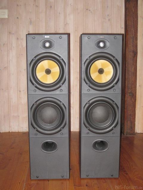 B&W 603 S2
