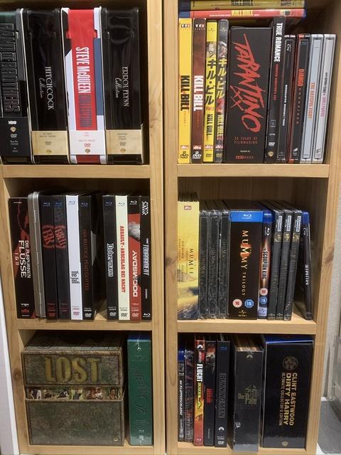 BD Sammlung