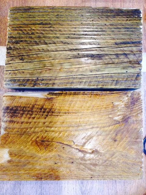 Holz behandelt 2