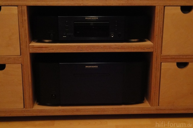 Marantz MM8003 + CD6003