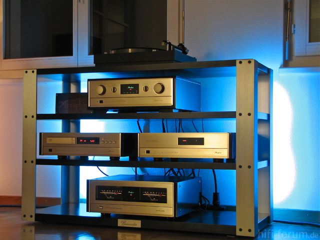 Accuphase Anlage