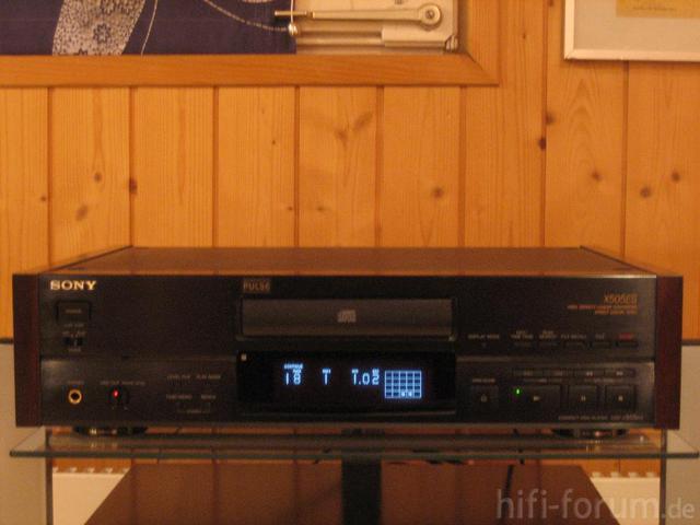 Sony CDP-X505ES