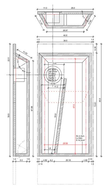 Bauplan Flat Needle