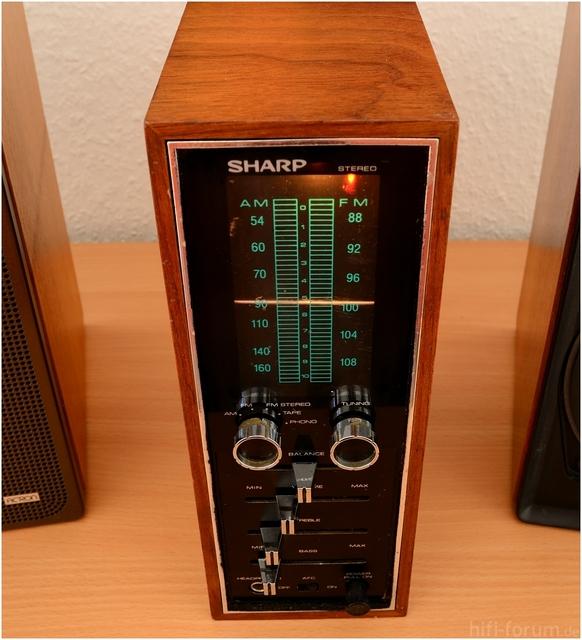 Sharp MPX 37-002