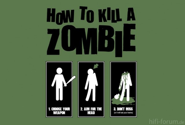 Funny Zombie Run For Your Life 665x450