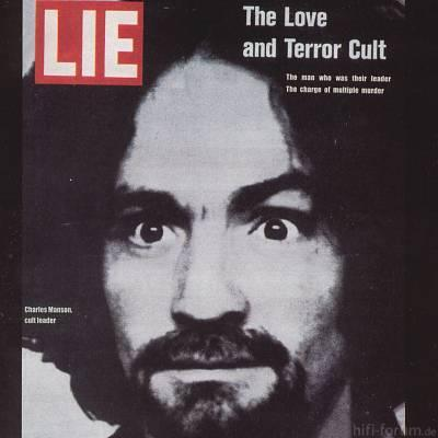 Lie The Love Terror Cult