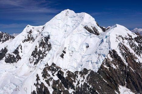 Mount Tasman Berg Neuseeland 17667