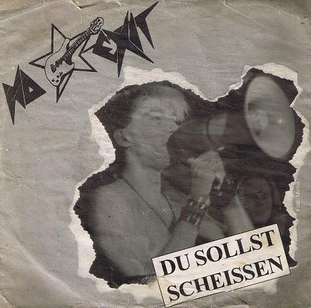 No Exit (Du Sollst Scheissen  EP), Front