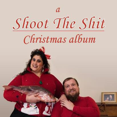 STS X-mas Album Cover