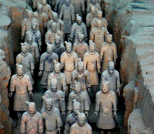 Terracotta Warriors 8