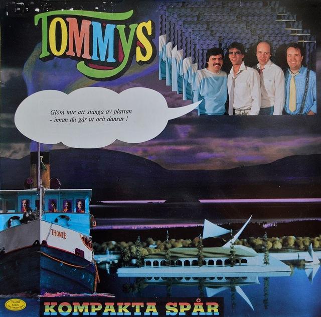 Tommys Kompakta Spa?r