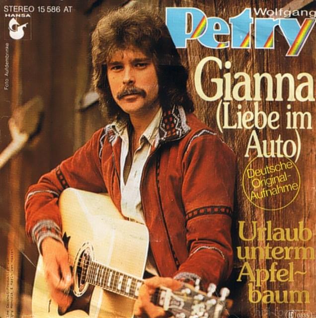 Wolfgang Petry Gianna Liebe Im Auto Hansa