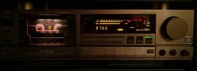 JVC TD-V1010 Tape Deck